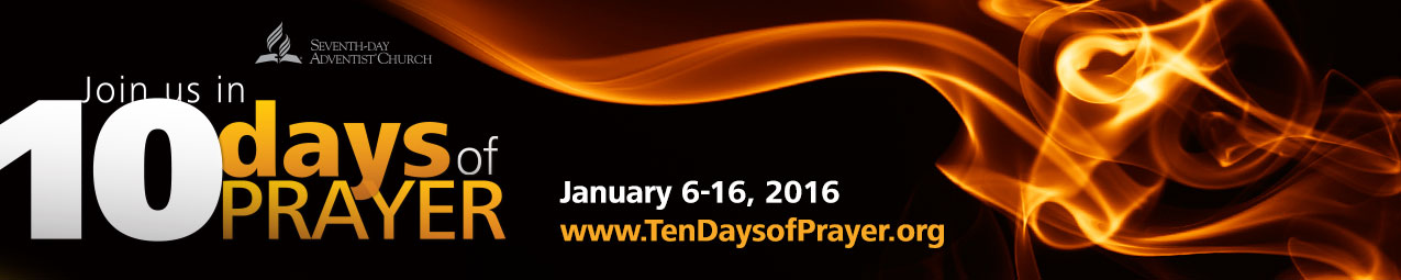 10 Days pf Prayer 2016 banner